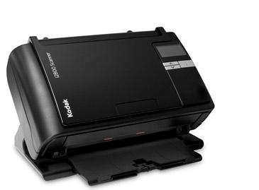 Kodak i2800 Scanner In Use